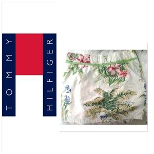 Tommy Hilfiger Tropical Print Skirt Size 12